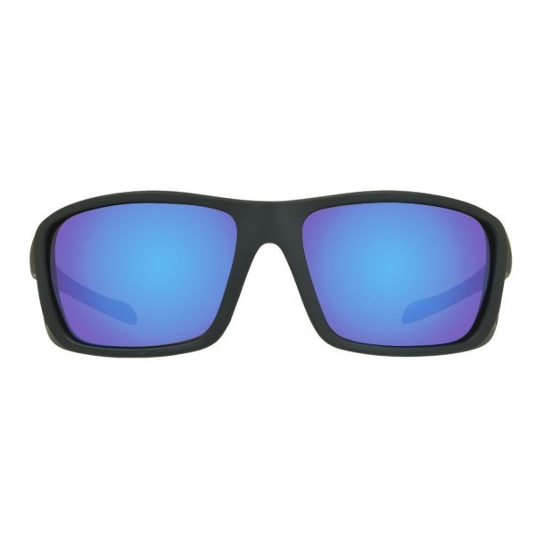 Black Blue Mirror Blue Front